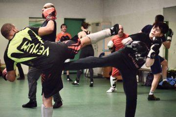 cours de boxe francaise savate