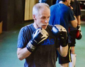 entraineur de boxe francaise savate