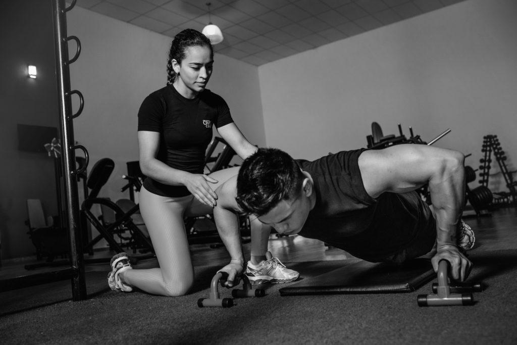 musculation sport de combat